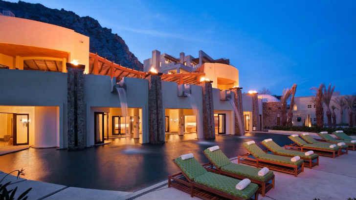 メキシコ 高級リゾートホテル