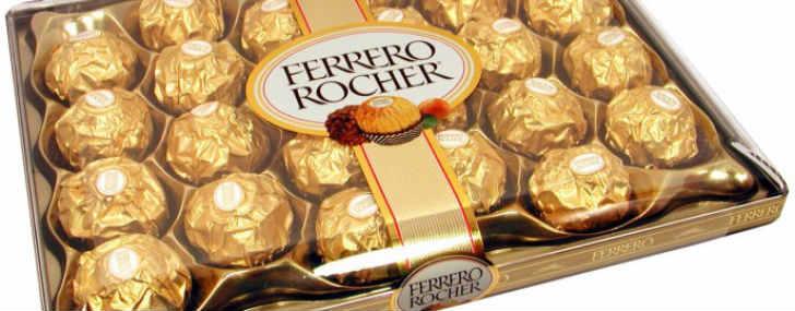フェレロ チョコレート