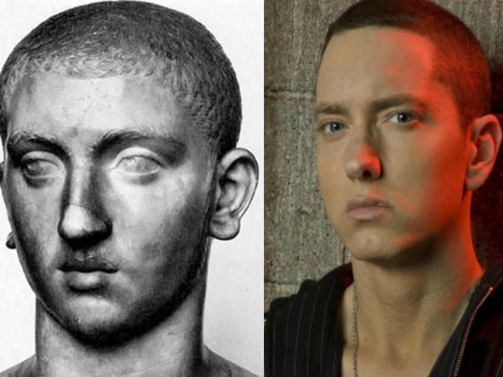 エミネム ローマ皇帝