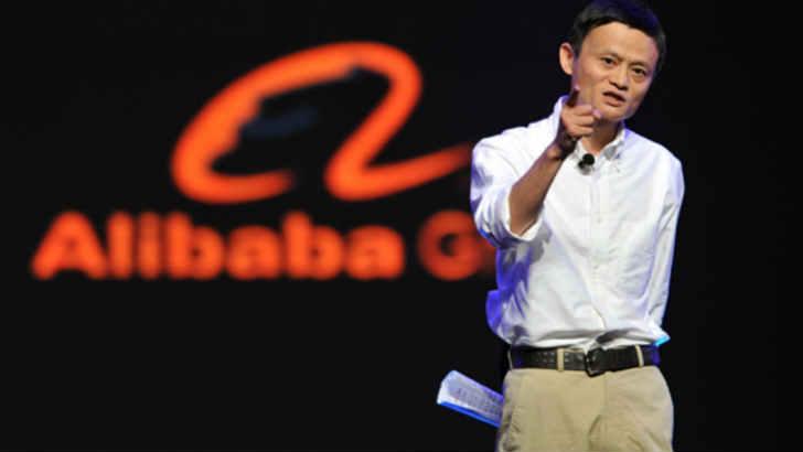 ジャック・マー アリババ社CEO