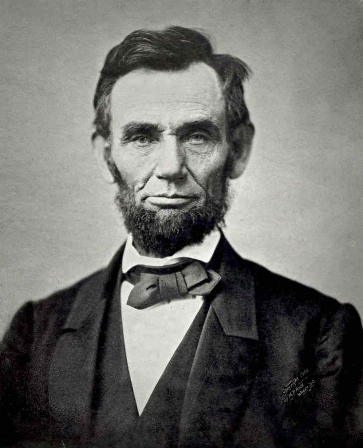エイブラハム・リンカーン 元アメリカ合衆国大統領