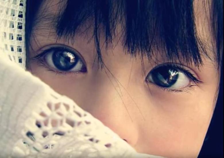 自分 の 目 の 色
