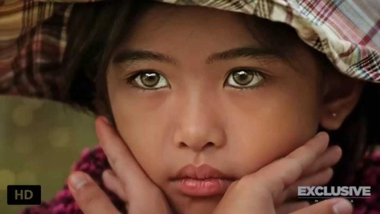ヘーゼルの瞳 黄色の目