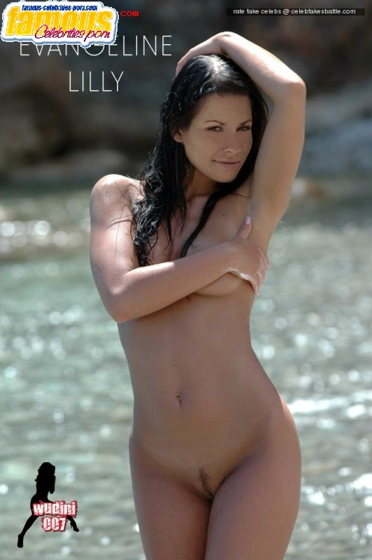 Nude Photos Of Evangeline Lilly