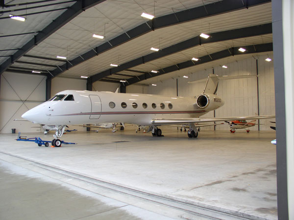 Holman Aviation Hangar