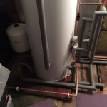 insulated pipe work