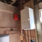 copper pipe work installations