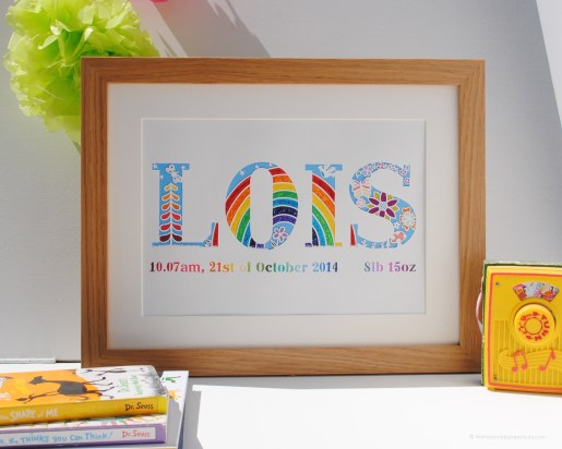 Personalised papercuts for all occasions