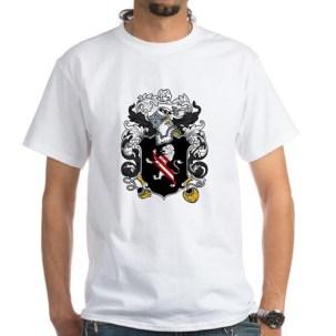 holmes_family_crest_white_tshirt 1