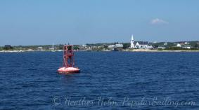 On leaving Rogue's Roost and heading SW toward Mahone Bay, we pass the village of Prospect