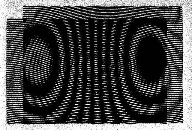 A Moiré pattern