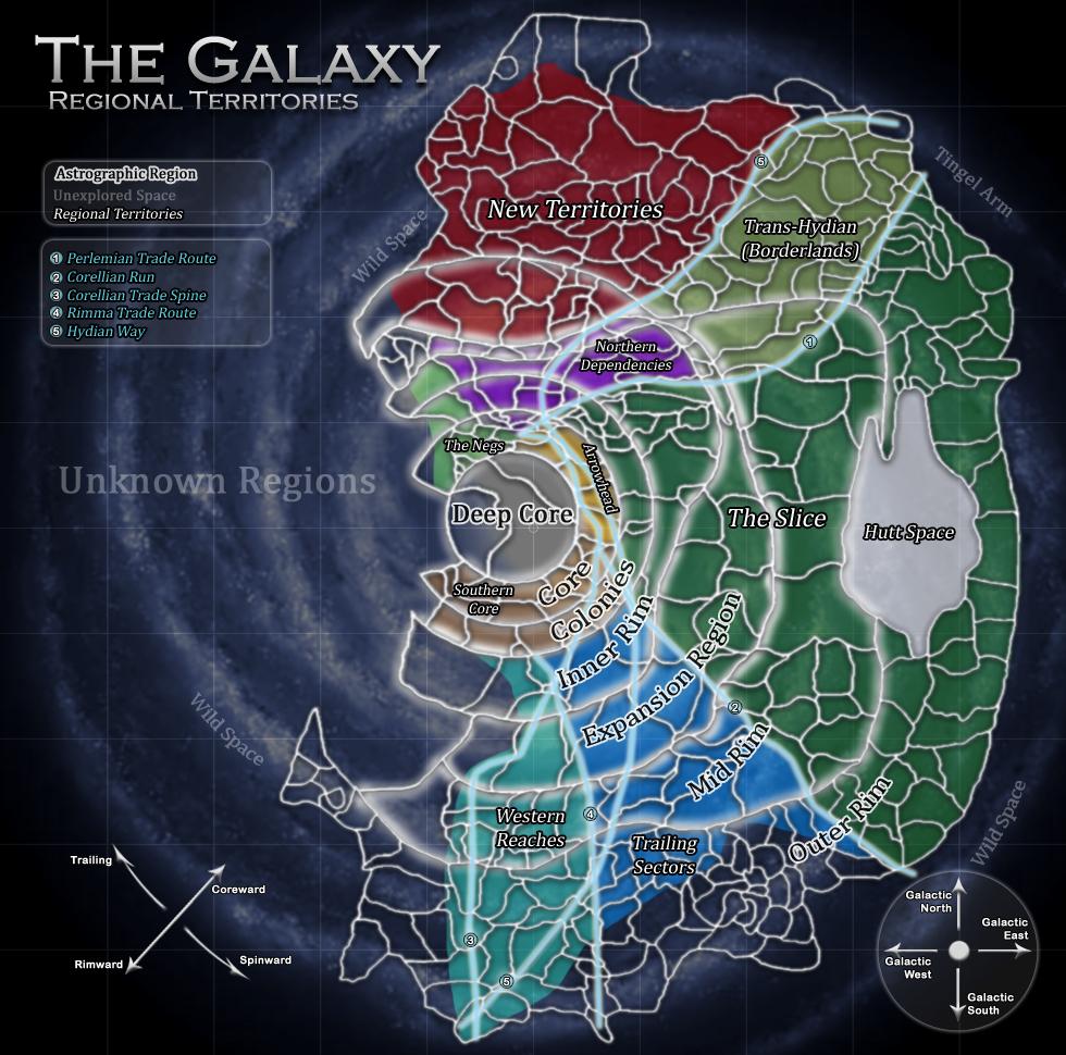 Sectors Mid Star Rim Wars