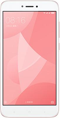 Мобильный телефон Xiaomi Redmi 4X 16 Gb розовый