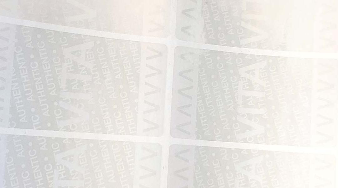 Transparent Hologram Stickers