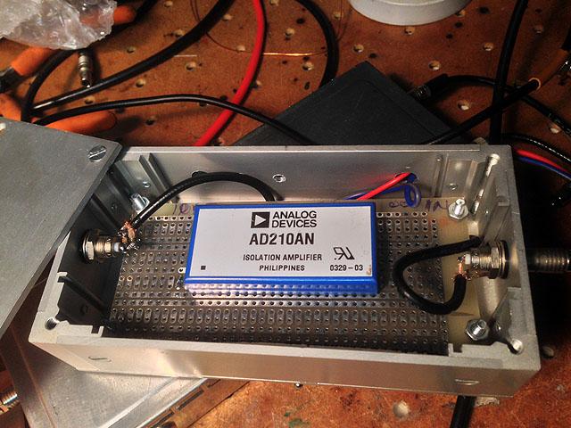 isolation amp
