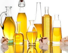 essential oil bottles used in Holos products