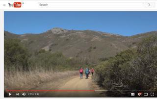 Holos Institute Video Splash Screen