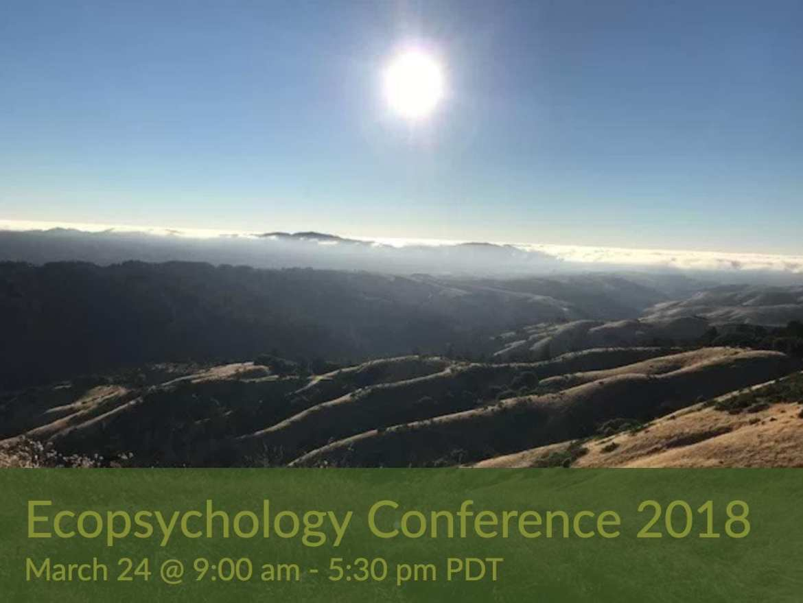 Holos Institute Ecopsychology Conference 2018