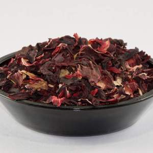 Hibiscus flower Organic, Hibiscus sabdariffa, flower tea, organic tea, aromatic tea, tea gift for her, Plants and Edibles