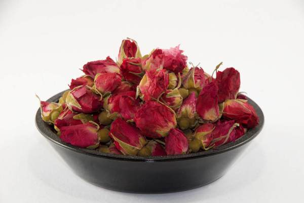 Rose bud tea, Organic 50 gr, health tea, rose buds, rose petals, rosefragrant rose, organic rose tea, leaf tea, gift for her, aromatic tea