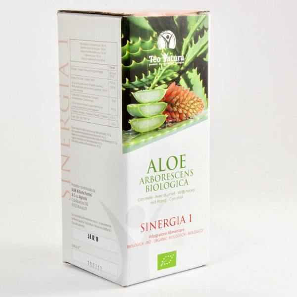 Aloe Sinergia 1, Aloe arborescens juice, Anti inflammatory, Mood enhancer, Stress relief, herbal remedy, mental wellness, herbal medicine