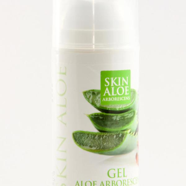 Organic Aloe Arborescens Synergy skin Gel, anti-irritant, anti