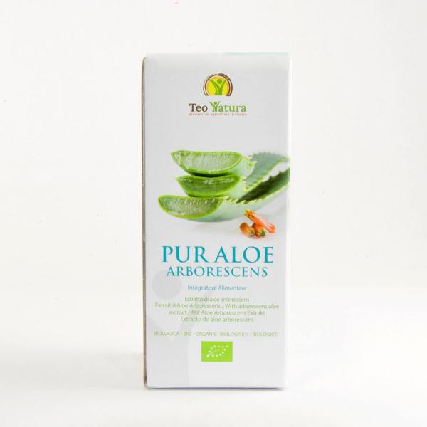 Pure Organic Aloe Arborescens juice, digestive system problems, Anti inflammatory, Stress relief, herbal remedy, herbal medicine