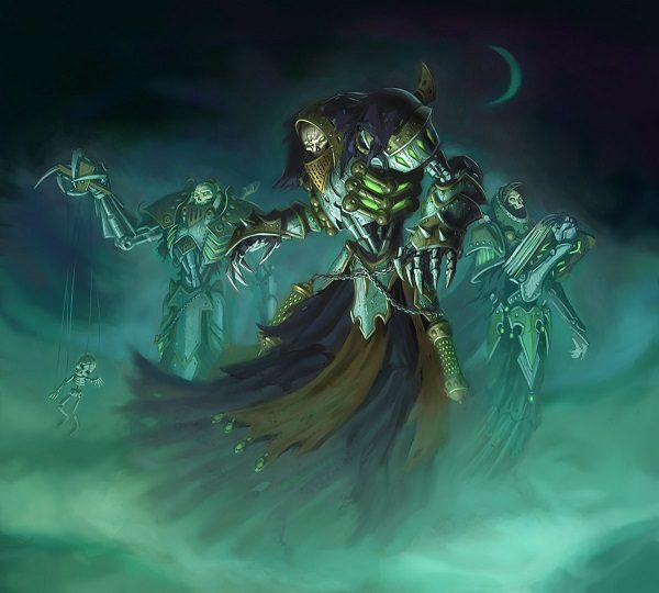 Warmachine Tactics - Cryx: Getting Your Undead Groove On!