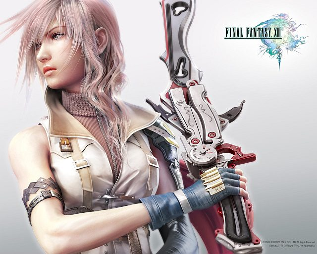Final Fantasy XIII: Please Give This Plot a Pulse!