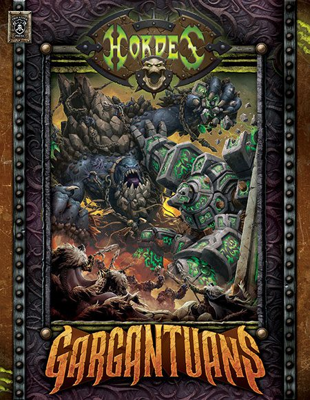 Hordes Gargantuans Review: Slaughtering with Skorne!