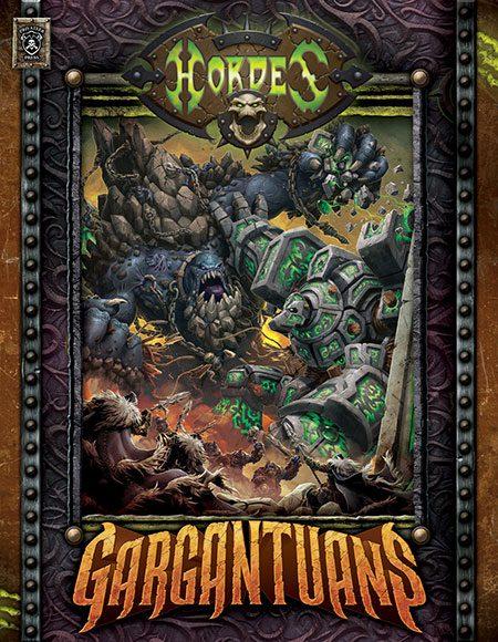 Hordes Gargantuans Review: Eradicate with Everblight!