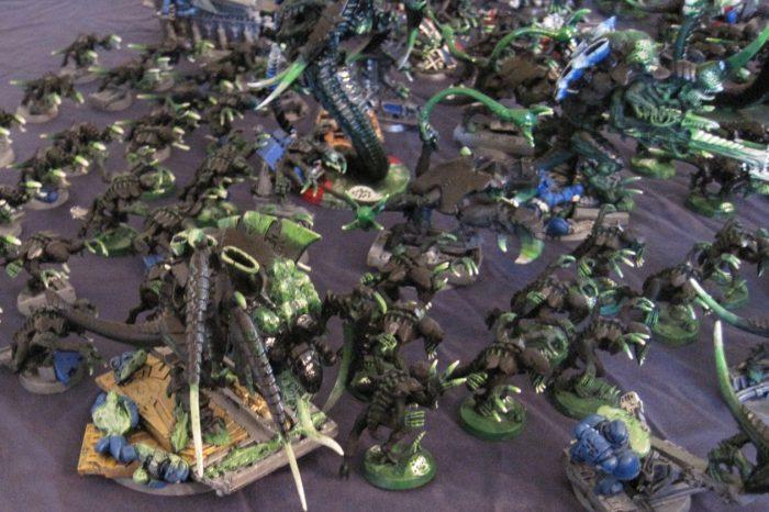 Warhammer 40K: Tyranid