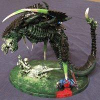 Warhammer 40K: Tyranid Tervigon Conversion
