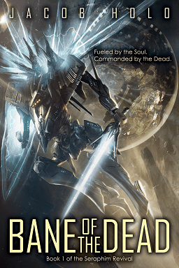 Bane of the Dead Cover blog
