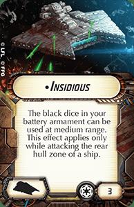 Star Wars Armada Insidious
