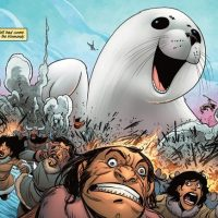 BattlePug, Volume 1 - Graphic Novel Review