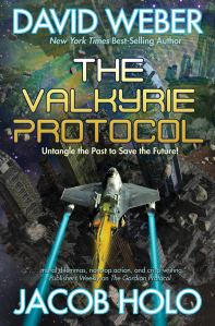 The Valkyrie Protocol (Gordian Division #2) cover