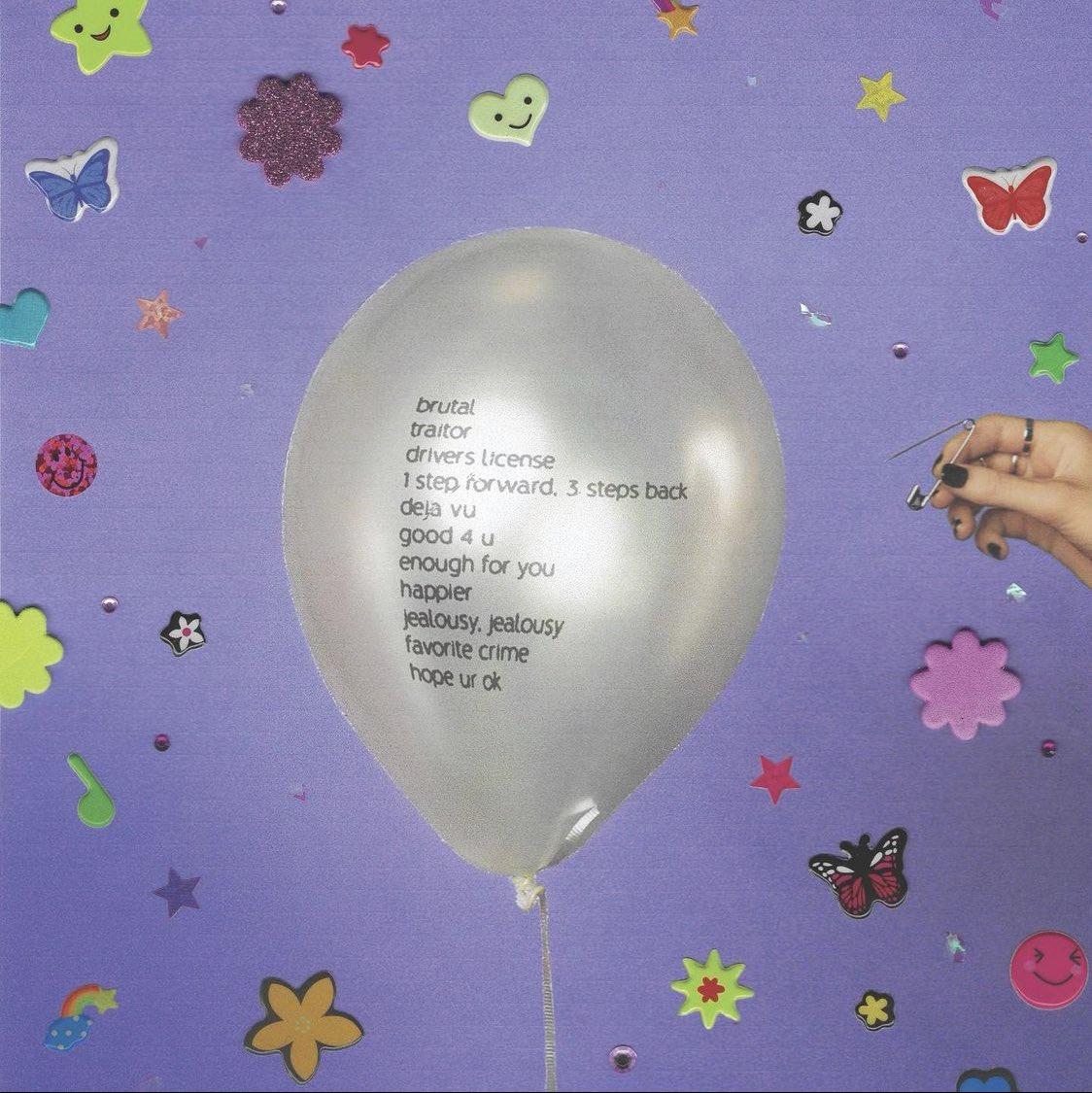 The Sour Taste of Youth: Olivia Rodrigo's Debut Album 'Sour' and My Top 5  Tracks -
