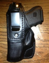 HolsterPro Model 1523 Back