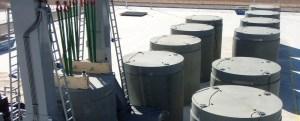 Dry Fuel Storage