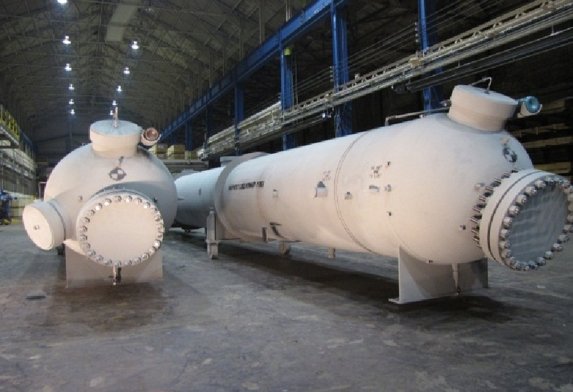 Two (2) Low Pressure Feedwater Heaters for a PWR in South Carolina