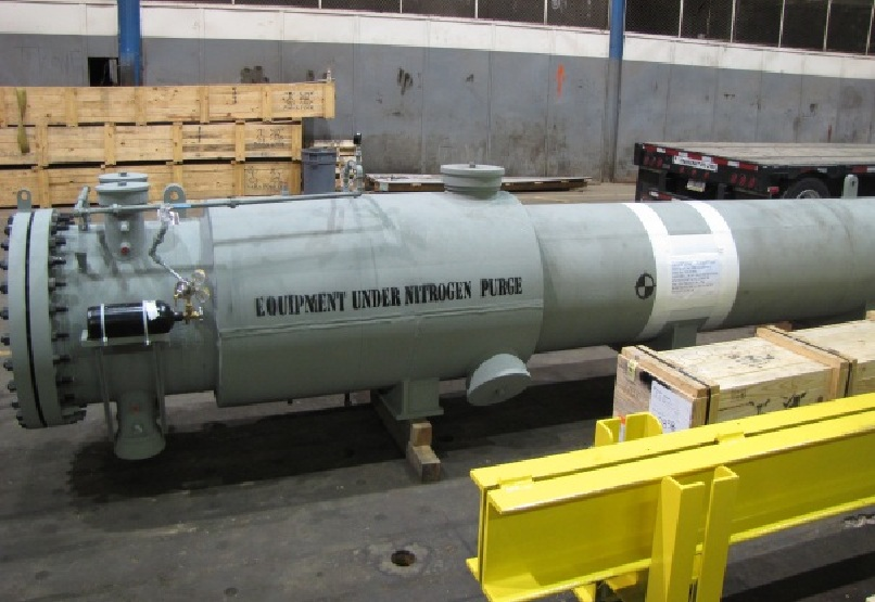 Two (2) Moisture Separator Reheater (MSR) Shell Drain Heat Exchangers for a PWR in Florida