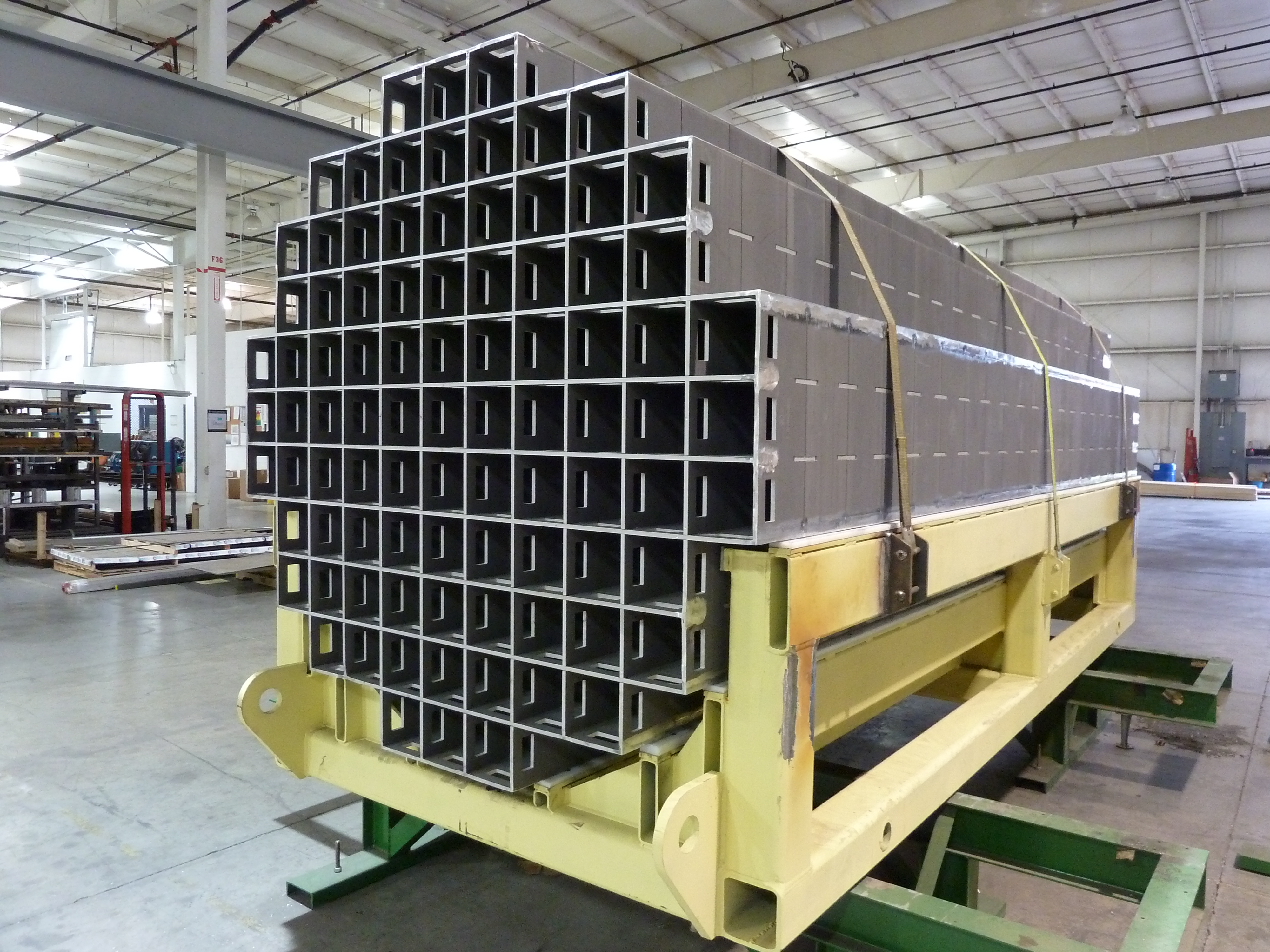 Completed Metamic‐HT Spent Fuel Storage Baskets Represent Many Firsts for the Nuclear Industry
