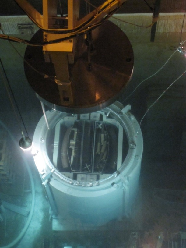 Loading of Holtec's HI‐SAFE System with Reactor Internals at Jose Cabrera Nuclear Power Plant in Spain