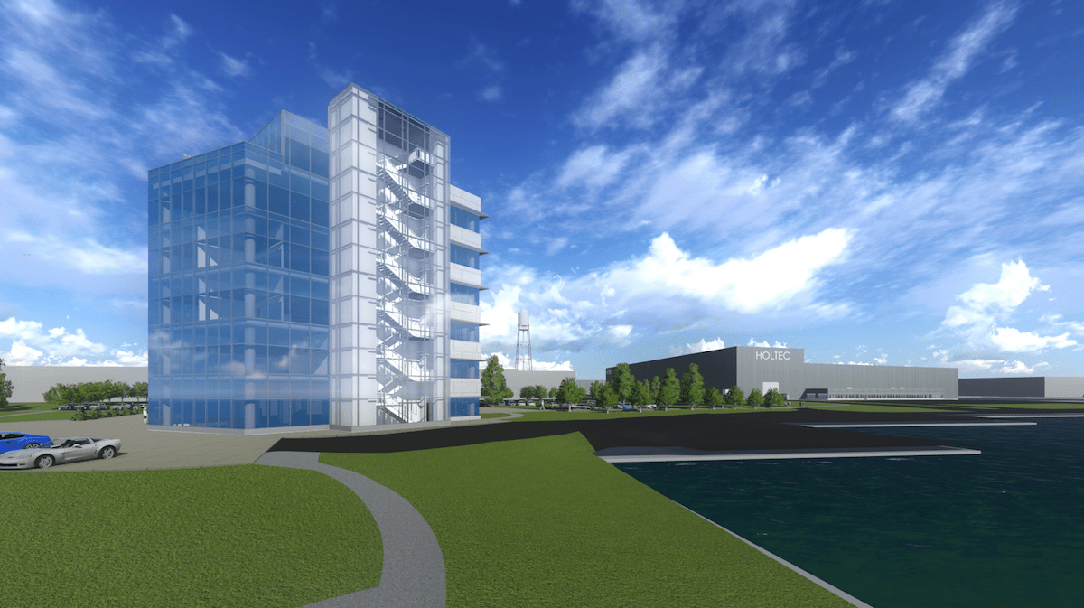 Holtec to Establish a $260 Million Technology Center in Camden, NJ on the Delaware Riverfront