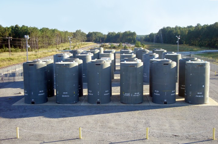 Holtec International's HI-STORM Cask Systems