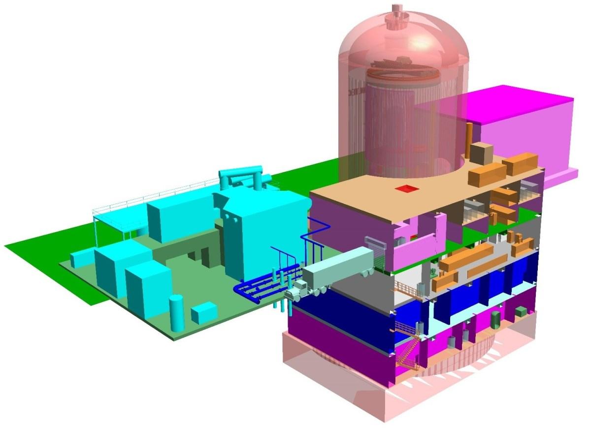 Holtec's Small Modular Reactor, SMR-160