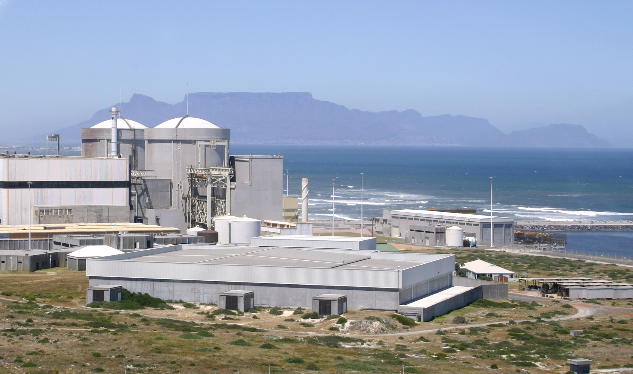 Holtec Awarded Contract for Supply of Dual-Purpose Metal Casks for Koeberg Nuclear Power Station in South Africa