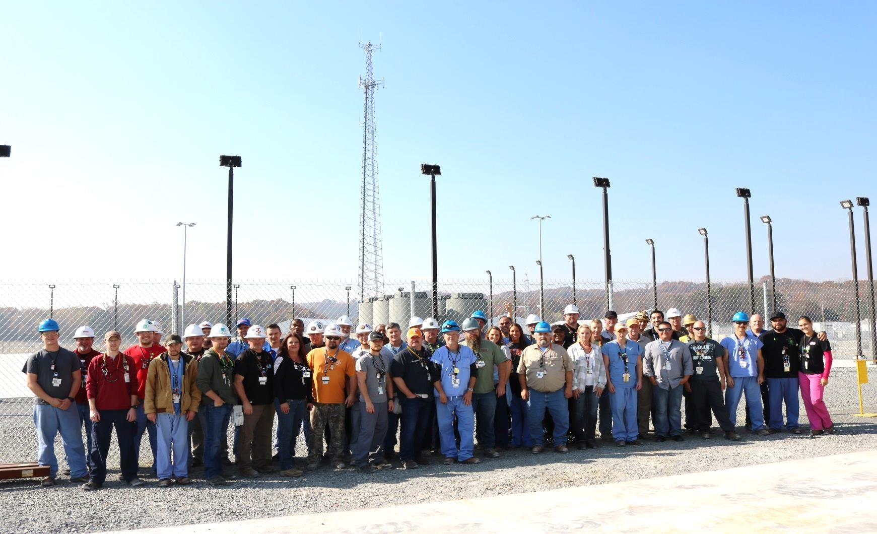 Safety, Continuous Improvement Make First Used Fuel Storage Campaign a Watts Bar Team Success