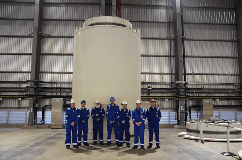 Read more about the article A Historic First for the U.K. Nuclear Industry